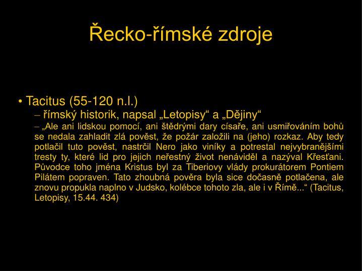 Tacitus (55-120 n.l.)