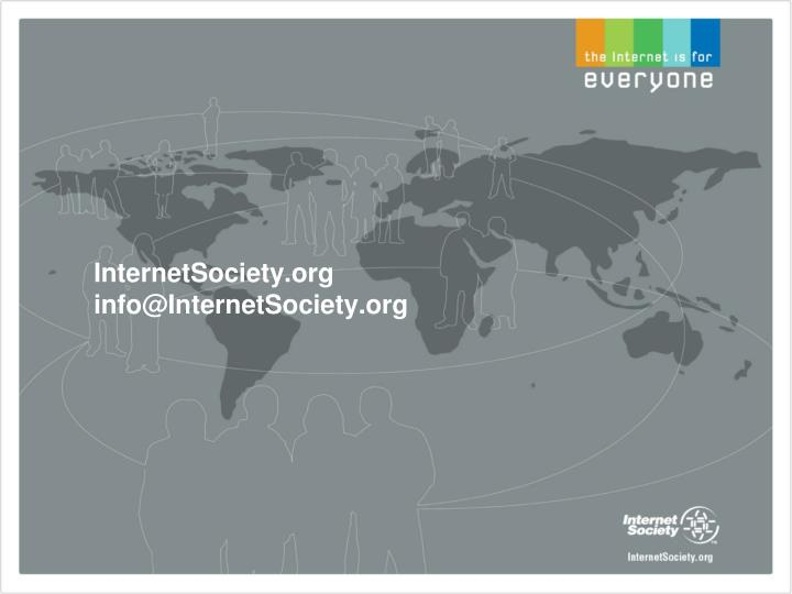 InternetSociety.org