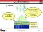qd formation