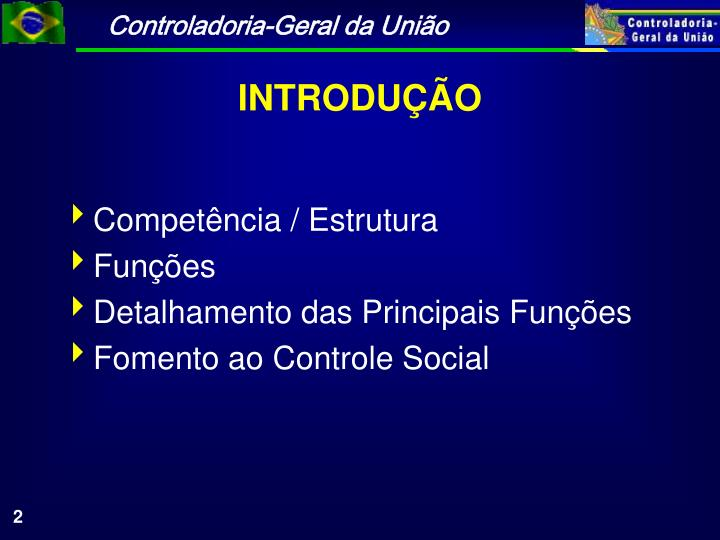 Competência / Estrutura
