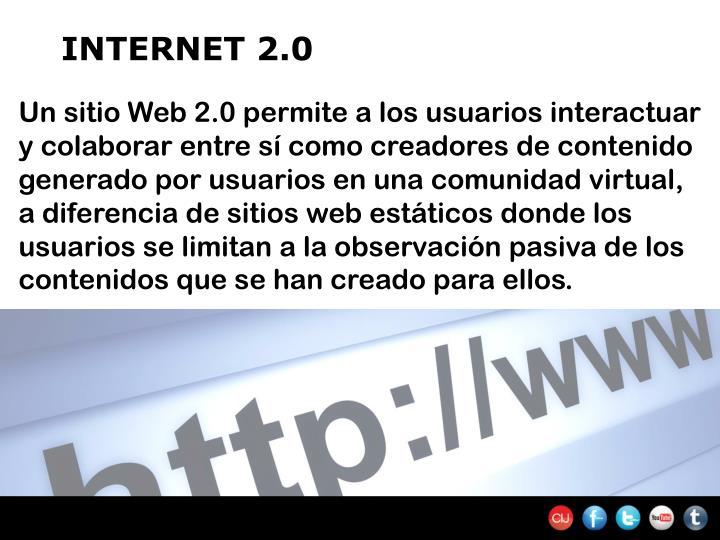 INTERNET 2.0