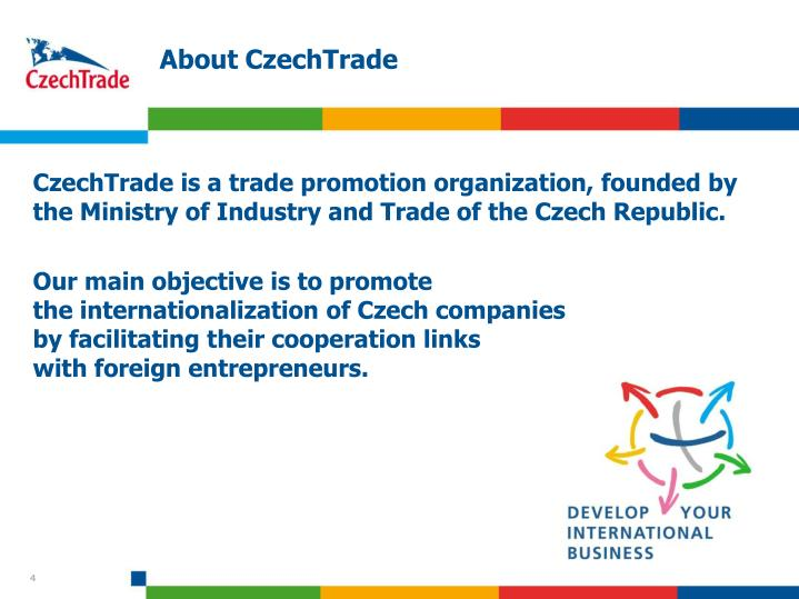 About CzechTrade