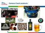 famous czech products