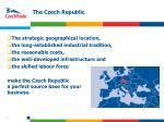 the czech republic1