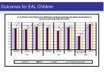 outcomes for eal children1