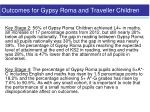 outcomes for gypsy roma and traveller children2