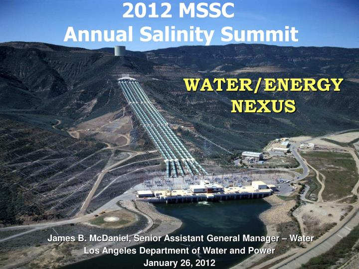 2012 MSSC