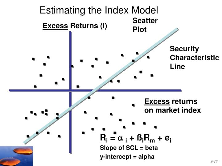 Estimating the Index Model