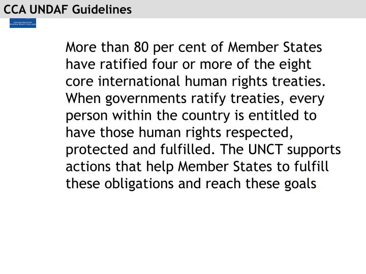 CCA UNDAF Guidelines