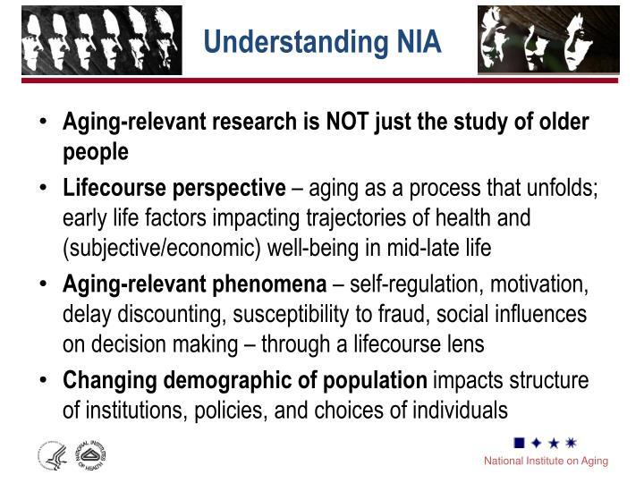Understanding NIA