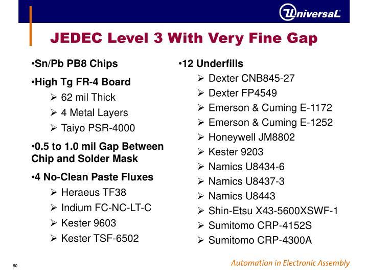 Sn/Pb PB8 Chips