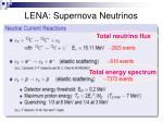 lena supernova neutrinos1