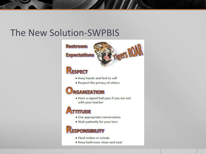 The New Solution-SWPBIS