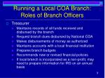 running a local coa branch roles of branch officers3
