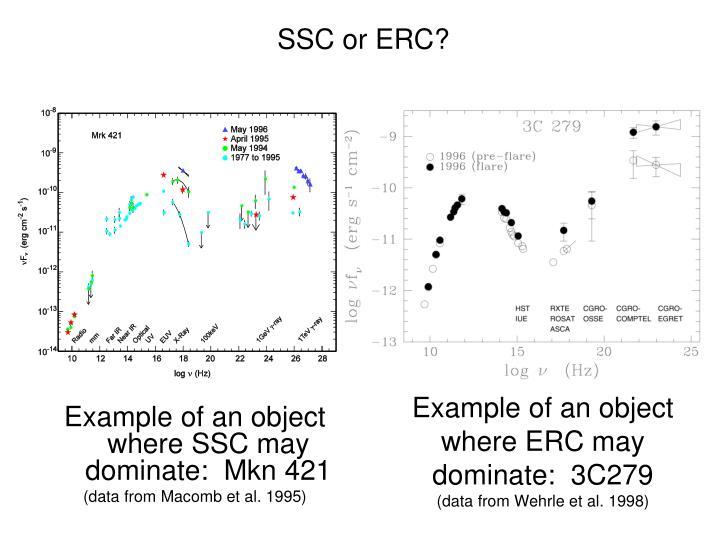 SSC or ERC?