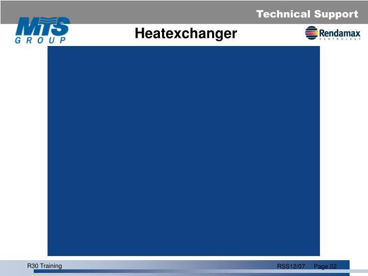 Heatexchanger