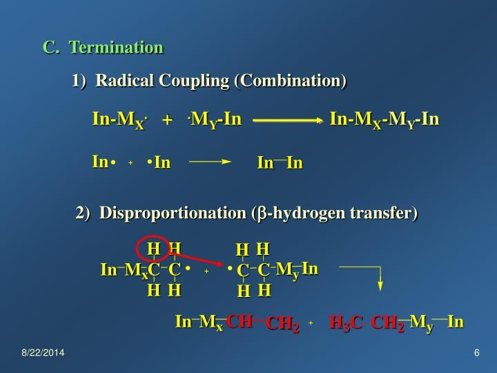C.  Termination
