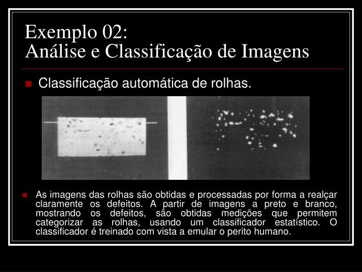 Exemplo 02: