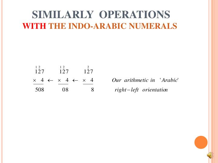 SIMILARLY  OPERATIONS