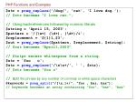 php functions and examples1