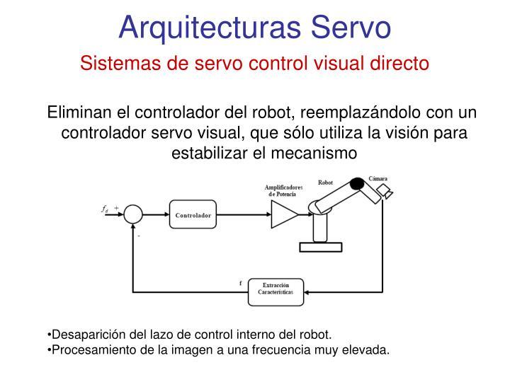 Arquitecturas Servo