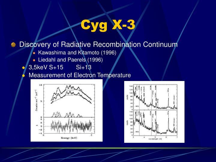 Cyg X-3