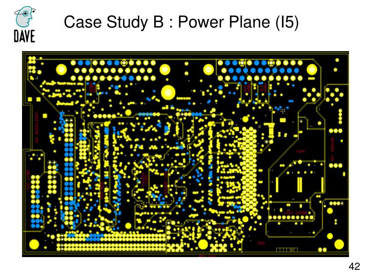 Case Study B : Power Plane (I5)