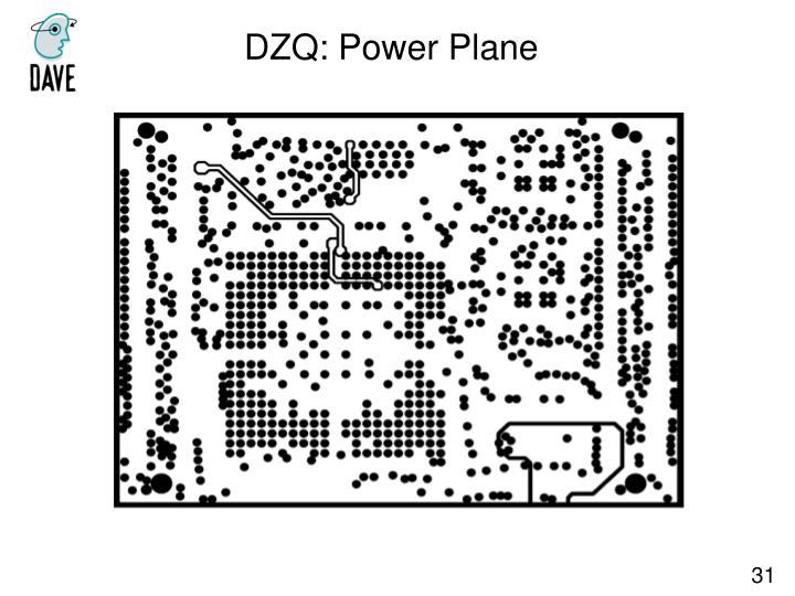 DZQ: Power Plane