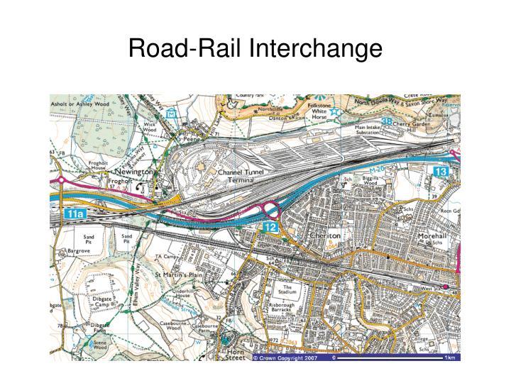Road-Rail Interchange