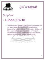 god is eternal12