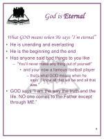 god is eternal3