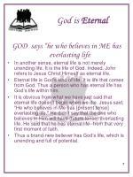 god is eternal5
