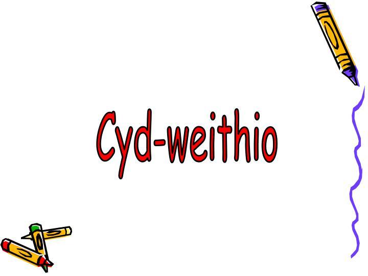 Cyd-weithio