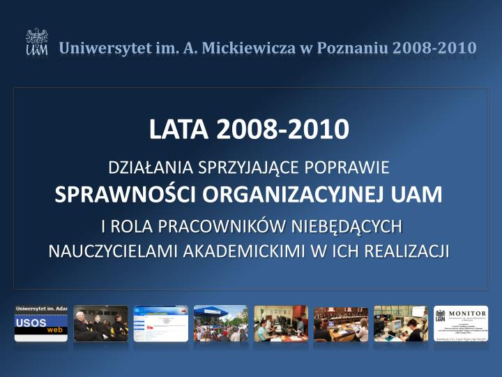 LATA 2008-2010