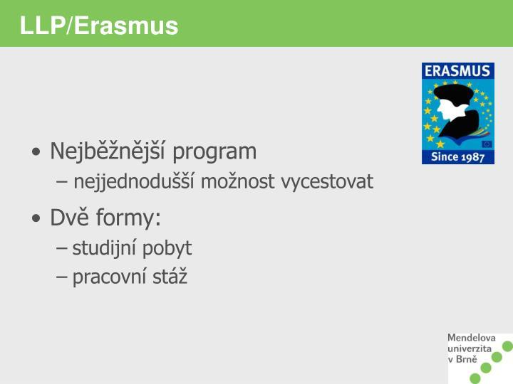 LLP/Erasmus