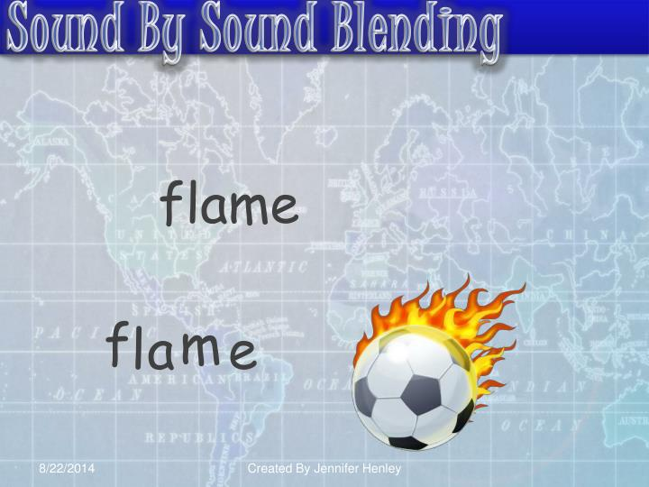 Sound By Sound Blending