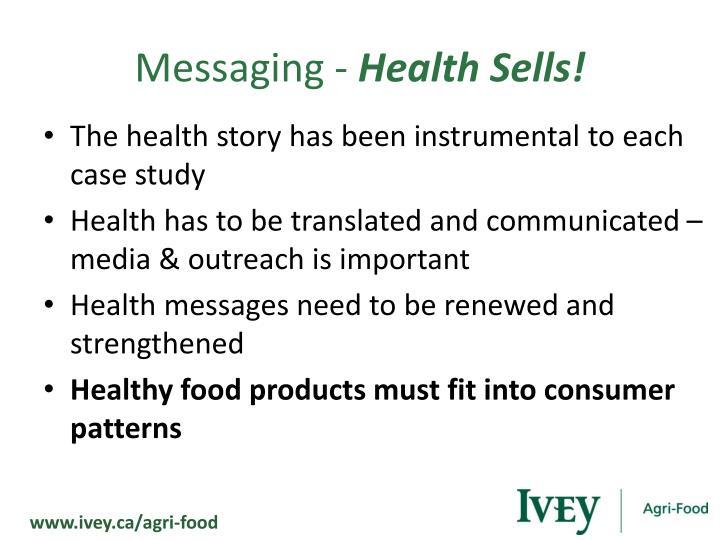 Messaging -
