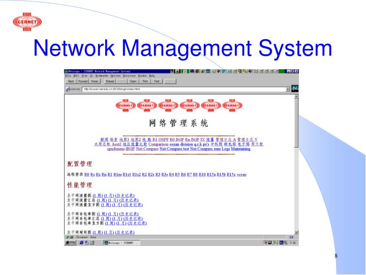 Network Management System