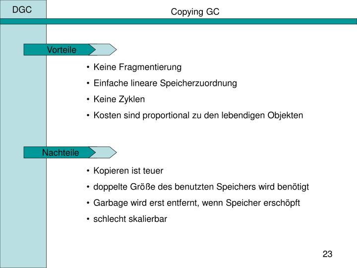 Copying GC