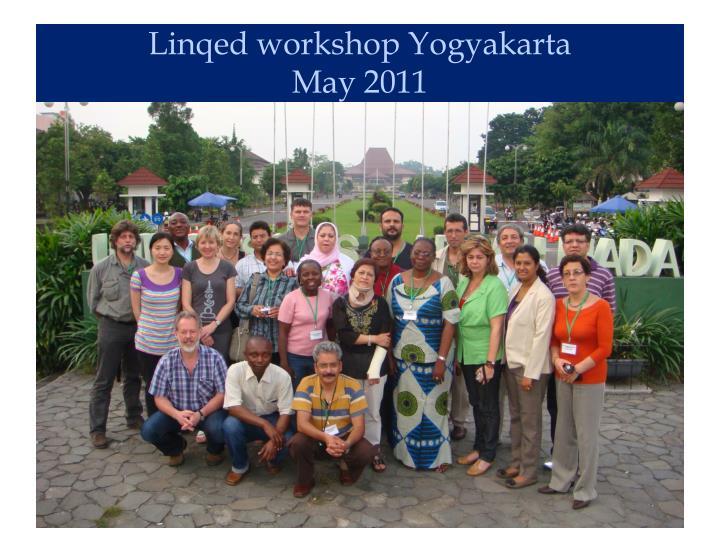 Linqed workshop Yogyakarta