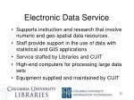 electronic data service1