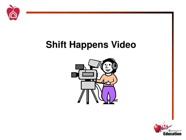 Shift Happens Video