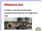 whitsome ark1