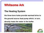 whitsome ark12