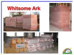 whitsome ark21