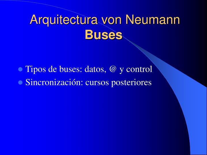 Arquitectura von Neumann