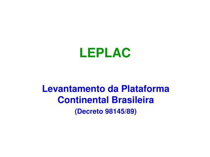 LEPLAC