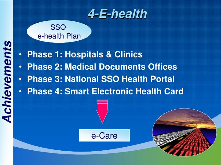 4-E-health