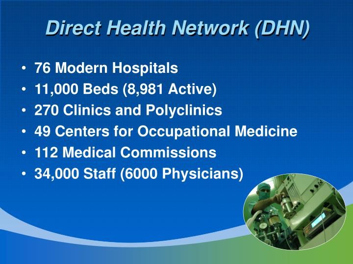 Direct Health Network (DHN)