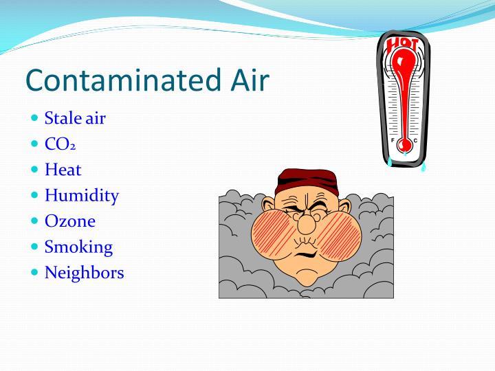Contaminated Air